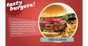 Tennesee Burger