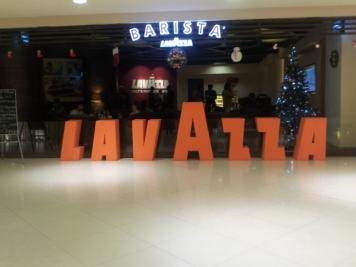 Barista Lavazza Venue for DSF KHI