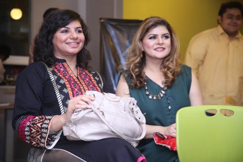Natasha Rizvi - Brand Manager